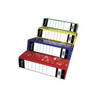 CROXLEY JD1009  Lever Arch File - Assorted Colours