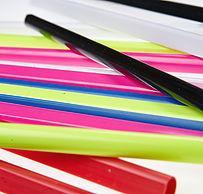 Slide Binders ( 10 per pack ) - Black , Blue , Red or White