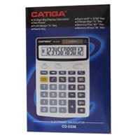 Catiga Calculator  DK2338  Large 12 digit