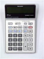 Sharp Calculator  EL387v