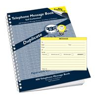 RBE 8 TO VIEW MESSAGE BOOK ( 400 SLIPS ) ref#F0171