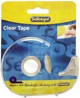 Clear Tape on Dispenser ( 18mm x 15m )
