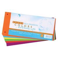 Board Strip Divider Rainbow ( 120mm x 210mm )