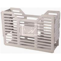 Tidy Files Grey Plastic Container