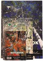 Side Bound Wire Book ( 100 page ) Feint Lines