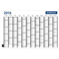 Staedtler  Year Planner - 2017